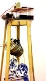 """Prototipo/instrumento en cerámica sonara. """"MediaLab Cerámica"""" Hackaton """"Sonar + D"""" presentación en La Usina del Arte Un laboratorio de cerámica sonora que aborda los cruces con la programación y electrónica y a modo de producir otras variantes y estéticas para las producciones contemporáneas. proyecto intergeneracional, de código abierto. Grupo de estudio: Silvia Barrios de Argentina Brenda Bazán de Bolivia"""