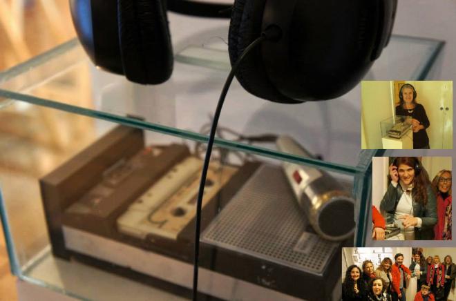"""""""Reflexiones"""" Beatriz Sobuá Diseño sonoro: Nico Diab Proyecto sonoro y participativo: Una voz, registro del sentimiento directo que despierta en la artista involucrarse en el proyecto expositivo; una suerte de sensibilidades entre la interactividad, la cerámica potenciada por el tiempo y los cuatro elementos, introduce al visitante en la escucha de lo que podríamos llamar un ensayo prominente. Buenos Aires, Argentina - 2015"""