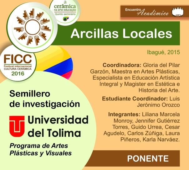 Arcillas Locales (2)