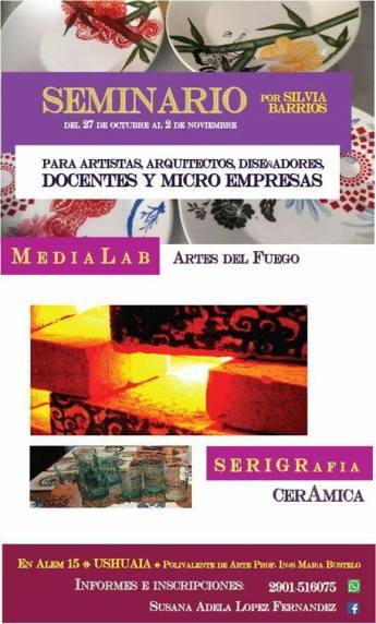 MediaLab en La Patagonia Argentina - Producciones colaborativas de participacion no arancelada. Polivalente de Artes Ushuaia.